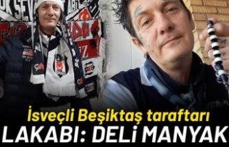 Beşiktaş taraftarı İsveçli Gregory Wrona: Kara Kartal benim yaşama sevincim