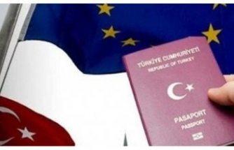 Çavuşoğlu'dan vize serbestisi açıklaması