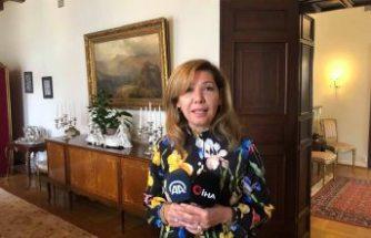 İsveç'te Türk Sefire Yunt'un girişimi ile yeni bir dernek kuruldu