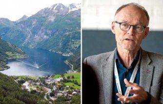 Norveç'in Tegnell'i, İsveç Avrupa'da enfeksiyon yayılma riski en yüksek ülke