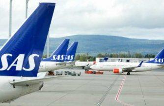 SAS, Haziran'da yüzde 86 düşüş yaşadı