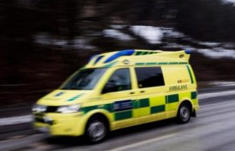 Takla atan araçta 6 kişi yaralandı