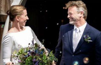 Tam 3 kez düğününü ertelemek zorunda kalan Danimarka Başbakanı sonunda muradına erdi