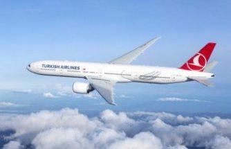 THY, haziran ayı 2. yarısında açık arayla Avrupa'nın en çok uçuş yapan firması oldu