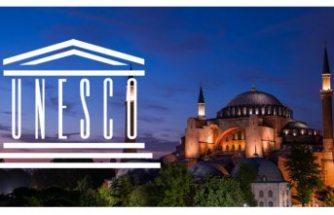 Türkiye'den UNESCO'ya madde madde Ayasofya yanıtı