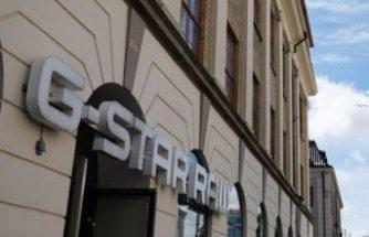 Ünlü giyim markası G-Star Raw, İsveç'te iflas etti