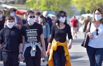 Almanya'da Covid-19'a yakalananların yaş ortalaması 52'den 36'ya düştü