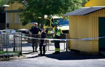 Anaokulunda çocukların gözü önünde bir kadın bıçaklandı