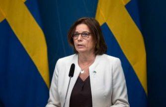 Başbakan yardımcısı Isabella Lövin istifa etti