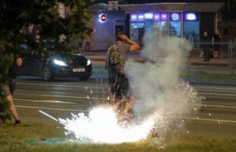 Belarus İçişleri: Son 24 saatte 2 binden fazla kişi gözaltına alındı