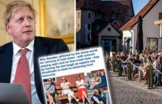 İngiliz gazetesi: İsveç başından beri haklı olabilir