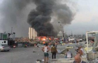 İsveç Dışişleri Bakanı, patlamanın yaşandığı Beyrut'ta binlerce İsveçli var