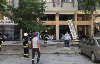 Konya'da patlama!