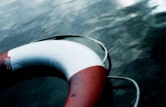 Meydana gelen tekne kazasında bir kişi öldü