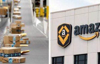 Teknoloji devi Amazon'un, Avrupa'daki en büyük lojistik üssü İsveç'te açılıyor