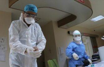 Türkiye'de Kovid-19 tedavisi tamamlananların sayısı 221 bin 574 oldu
