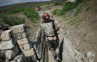 'Azerbaycan ordusu Murovdağ'daki Murov Tepesi'ni kurtardı'