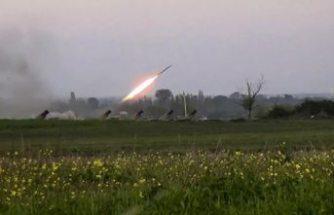 Dağlık Karabağ'da gerilim tırmandı: Ermenistan sivilleri hedef aldı, Ermenistan'ın 12 uçaksavar sistemi imha edildi