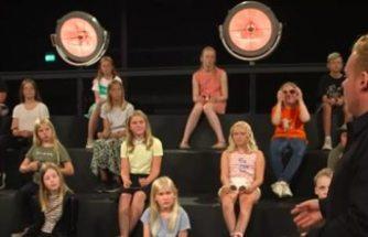 Danimarka'da çocuk kanalında skandal