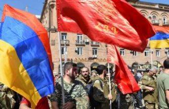 Ermenistan'dan seferberlik çağrısı