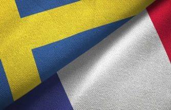 İsveç ve Fransa karşı karşıya