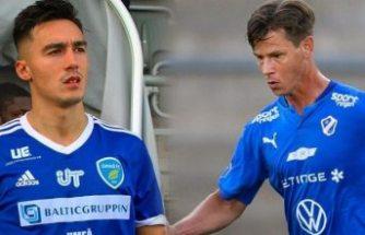 İsveç'te Türk futbolcuya ırkçı söylemde bulunan Dusan Djuric özür diledi