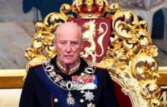 Norveç Kralı hastaneye kaldırıldı