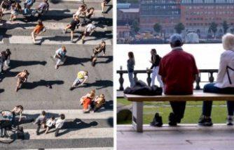 Stockholm'de enfeksiyon ikiye katlanıyor