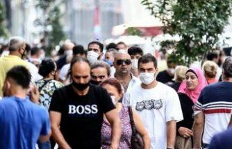 Türkiye'de vaka ve can kayıpları artıyor