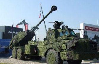 'ABD, Rusya ile mücadele için tasarlanmış İsveç yapımı obüsü kullanacak