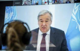 BM Genel Sekreteri Guterres: Covid-19 çağımızın en büyük krizi