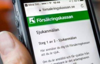 Försäkringskassan, hastalık izni için yeni kuralları açıkladı