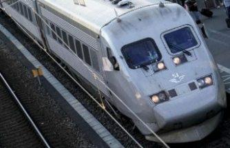 Göteborg - Stockholm arasındaki tren trafiğinde aksamalar yaşanıyor