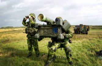 İsveç silahlı kuvvetlerinin kullandığı eşsiz silahlar