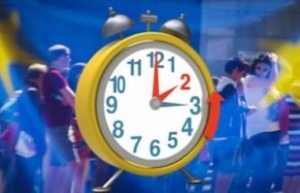 Türkiye ile İsveç arasındaki saat farkı 2'ye çıkacak