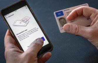 Danimarka'da dijital ehliyet dönemi başladı