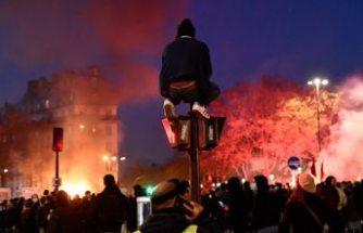 Fransa alev alev! Güvenlik yasa tasarısı ve polis şiddeti fitili ateşledi