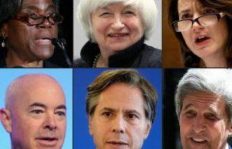Joe Biden'ın kabinesinde yer alacak isimler kim, nasıl bir politika izlemeleri bekleniyor?
