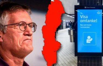 Korona ile mücadelede İsveç en kötü ülke seçildi: Tegnell'den itiraf geldi