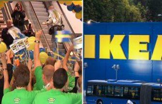 Pandemi krizine rağmen IKEA'dan çalışanlarına 1 milyar kronluk jest