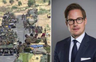 Yoğun çatışmaların yaşandığı Tigray'de 30 İsveçli kayıp