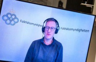 Tegnell, Tablo iyi değil! İsveç'te vaka sayısında yeni zirve!
