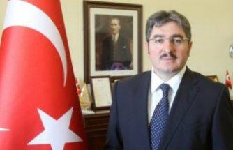 Türkiye'nin Azerbaycan Büyükelçisi Ahmet Demirok oldu