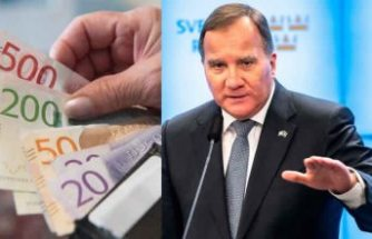Başbakan Stefan Löfven'in maaşı 180 bin kron oldu