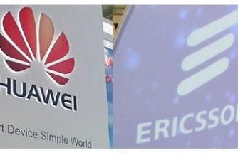 Ericsson: İsveç'te Huawei yoksa biz de yokuz