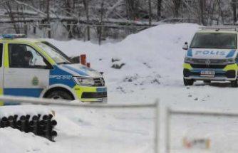 Högdalen'de bir kişi ölü bulundu