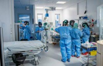 Stockholm'de ağır hasta sayısı azalıyor