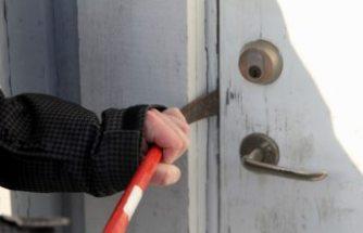 Göteborg'da bir kişi hırsızlık yaparken suç üstü yakalandı