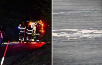 İsveç'te iki kişi daha buz tutan göle düşerek boğuldu