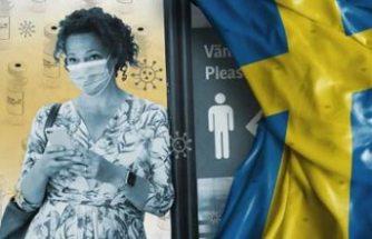 İsveç'te son ayların bir günde en düşük can kaybı